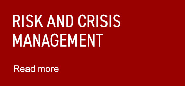 Risk and Crisis Management